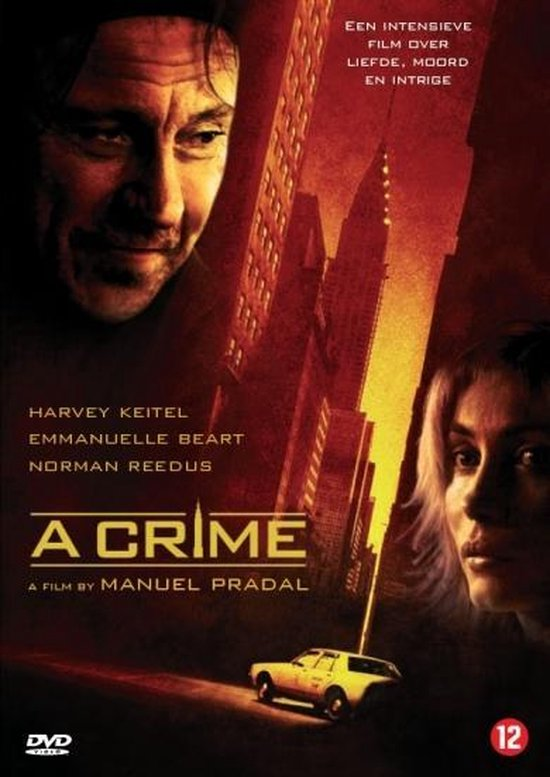 Cover van de film 'A Crime'