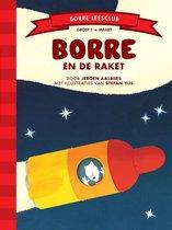 De Gestreepte Boekjes - Groep 1 maart: Borre en de raket