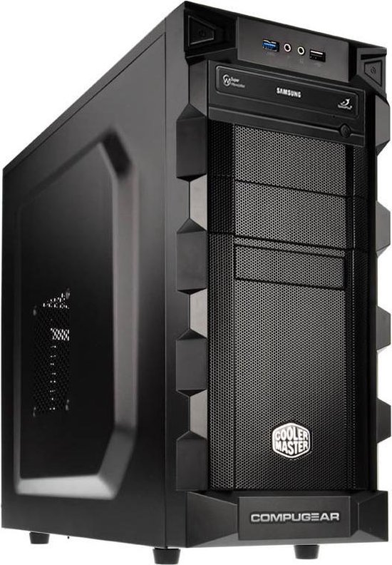 COMPUGEAR Extreme i7Q8-10606G - Game PC