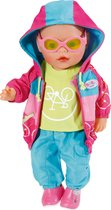 BABY born® Play&Fun Deluxe Fiets Outfit - Kleertjes