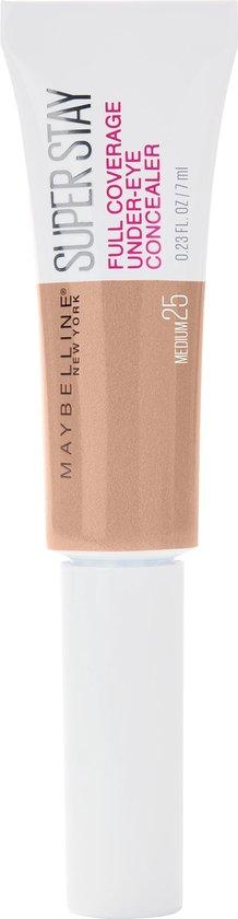 Maybelline SuperStay Under Eye Concealer – 25 Medium – Matte Finish