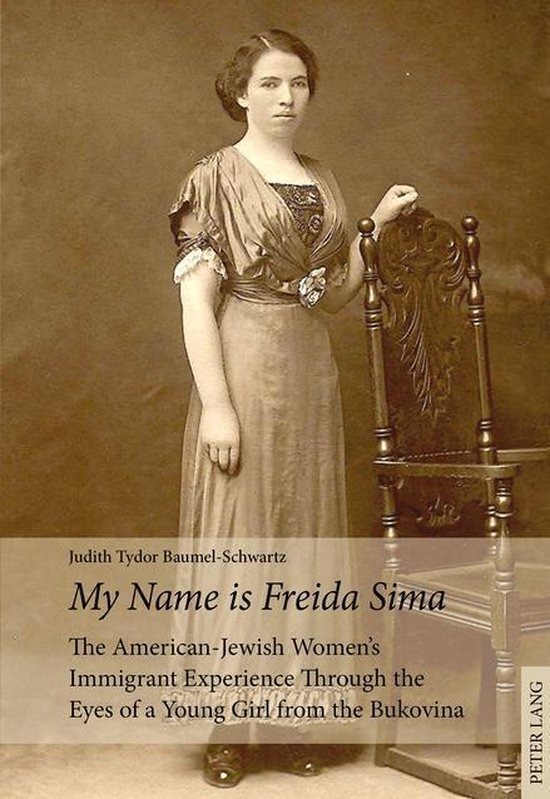 'My Name is Freida Sima'