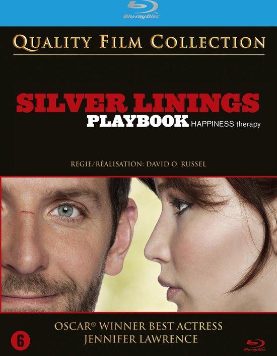Cover van de film 'Silver Linings Playbook'