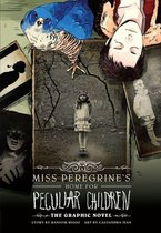 Omslag Miss Peregrine's Home For Peculiar Children: The Graphic Novel