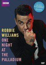 Speelfilm - Robbie Williams - One Night At The