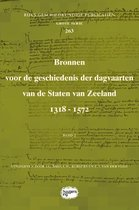 Bronnen voor de geschiedenis der dagvaarten van de Staten van Zeeland 1318-1572: Band 2