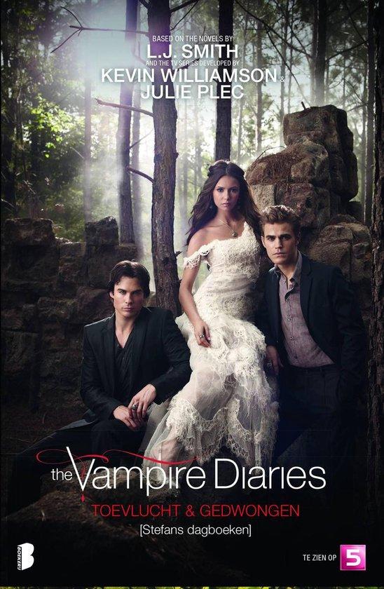 The Vampire Diaries 5 en 6 - Toevlucht - Gedwongen - L.J. Smith  