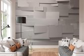 3D muur  - Fotobehang 366 x 254 cm