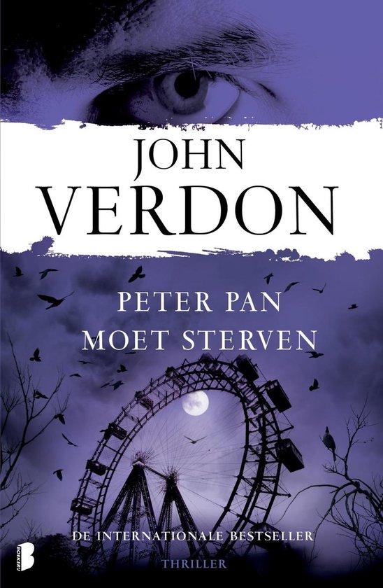 Peter Pan moet sterven - John Verdon |