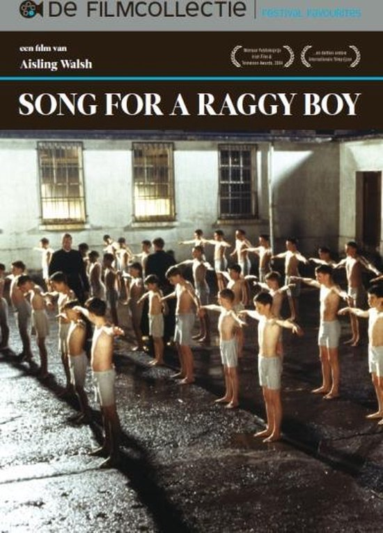 Cover van de film 'Song For A Raggy Boy'