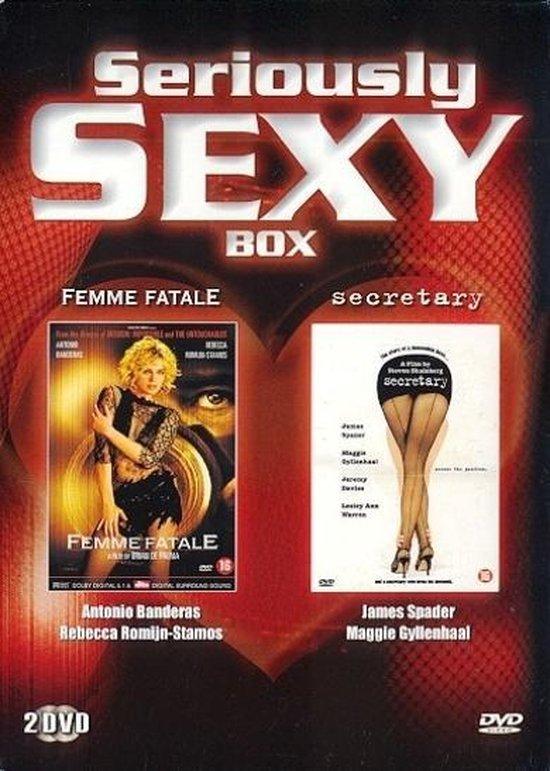 Cover van de film 'Femme Fatale / Secretary'