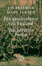 Boek cover Een geschiedenis van Rusland van J.W. Bezemer (Paperback)
