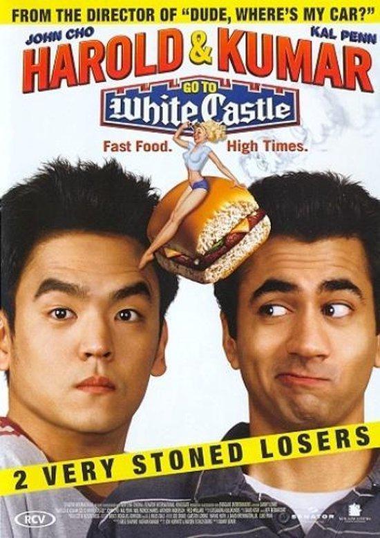 Cover van de film 'Harold & Kumar Go To White Castle'