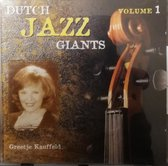 DUTCH JAZZ GIANTS