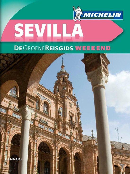 De Groene Reisgids Weekend Sevilla - Lannoo |