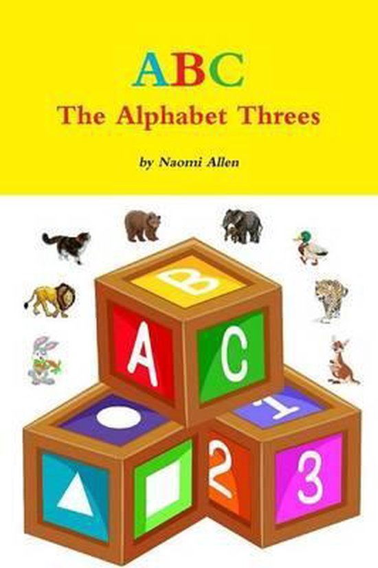 ABC - the Alphabet Threes
