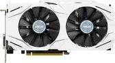 ASUS DUAL-GTX1060-O6G NVIDIA GeForce GTX 1060 6 GB GDDR5