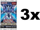 Yu-Gi-Oh! - Dark Neostorm 3 booster box pakjes box