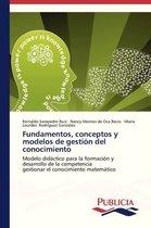 Fundamentos, Conceptos y Modelos de Gestion del Conocimiento