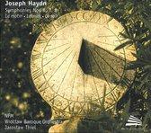 Thiel/Nfm Wroclawska - Haydn: Symphonies 6-8