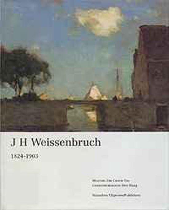 J. H. Weissenbruch 1824-1903 - Onbekend   Fthsonline.com