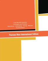 Cost-Benefit Analysis: Pearson  International Edition