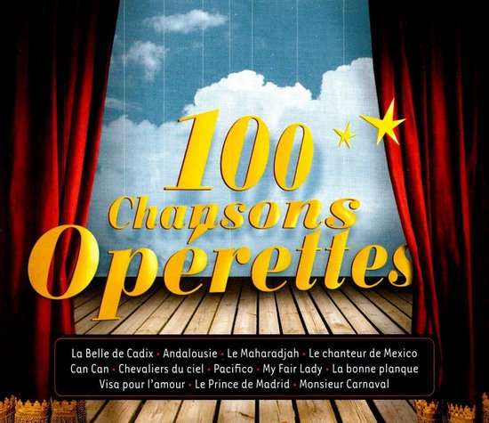 100 Chansons Operettes