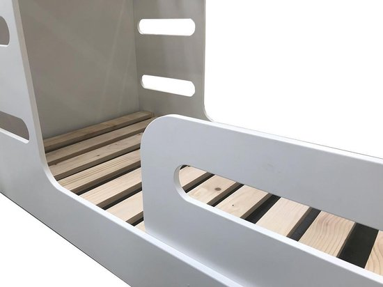 Design Stapelbed 2 persoons - 80x200 cm - TÜV getest - Perfecthomeshop