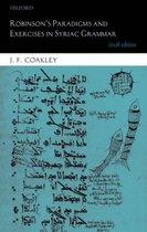 Boek cover Robinsons Paradigms and Exercises in Syriac Grammar van J. F. Coakley