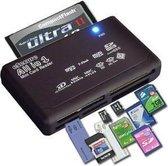 All-in-1 USB 2.0 Geheugenkaartlezer - PC & Mac