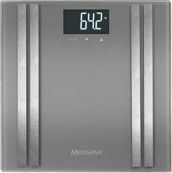 Medisana BS 476 - lichaamsanalyseweegschaal