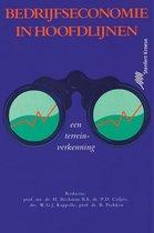 Boek cover BEDRIJFSECONOMIE IN HOOFDLIJNEN DR 1 van
