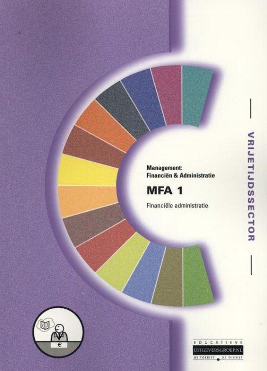 MFA 1 / financi le administratie - M. Prudon |