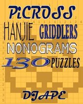 Picross, Hanjie, Griddlers, Nonograms