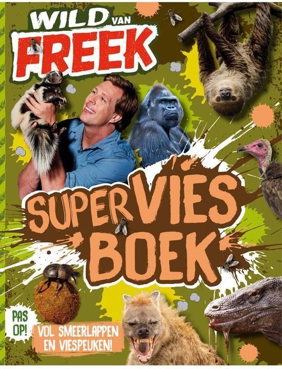 WILD VAN FREEK ZOMERBOEK 0001 - Blink Uitgevers