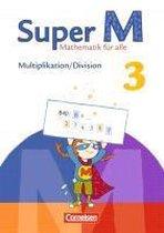 Afbeelding van Super M 3. Schuljahr. Themenheft Multiplikation/Division