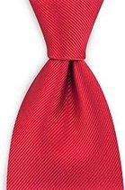 Rode  Stropdas in Zijde uitgevoerd. Rood is power! Kies voor deze rode, geweven zuivere zijden stropdas.