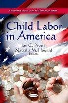 Omslag Child Labor in America