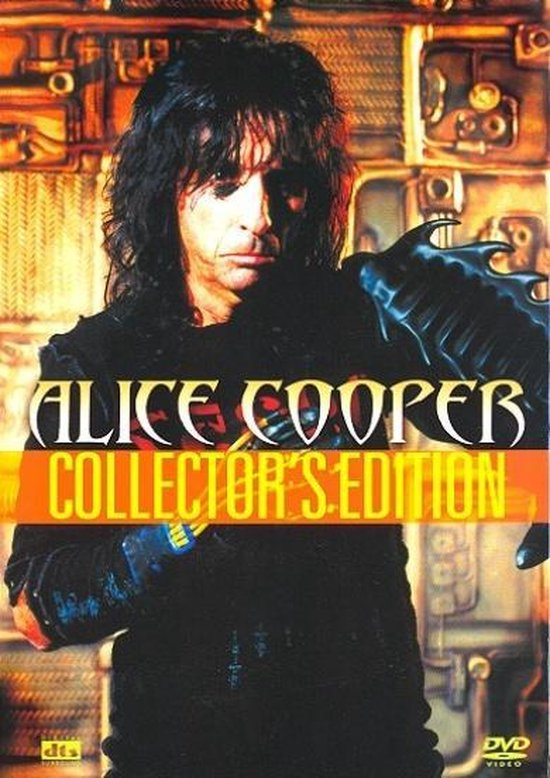 Cover van de film 'Alice Cooper (C.E.) '
