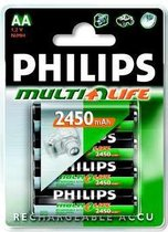 Philips Multilife rechargeable battery R6R245P4/10