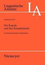 Die Kopula und ihre Komplemente