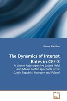The Dynamics of Interest Rates in Cee-3
