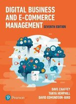 Digital Business & Ecommerce Management