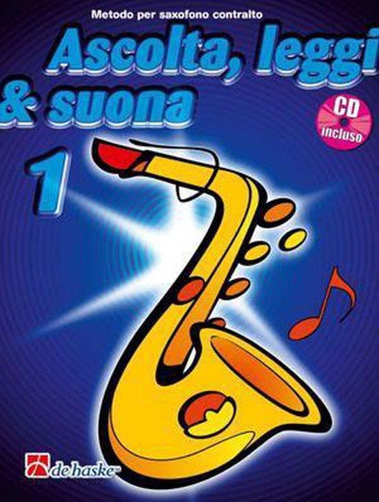 Ascolta Leggi Suona 1 Saxofono Contralto - M. Oldenkamp | Fthsonline.com