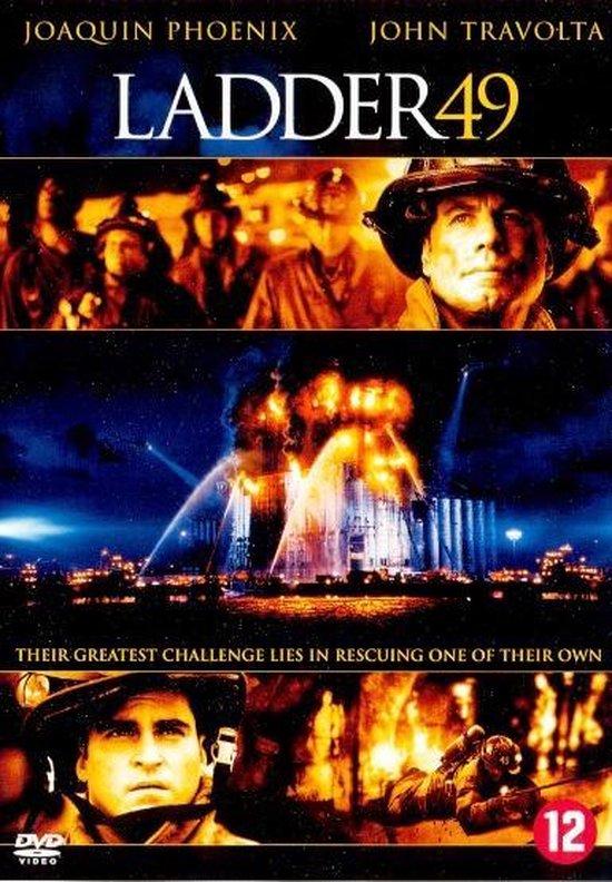 Cover van de film 'Ladder 49'
