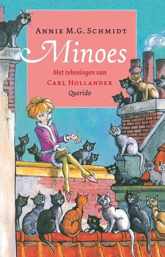 Boek cover Minoes van Annie M.G. Schmidt (Onbekend)