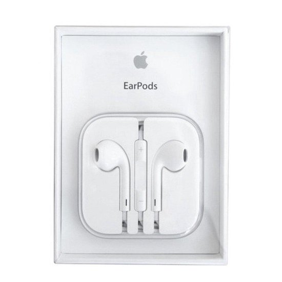 Apple EarPods - In-ear oordopjes - Wit - Apple