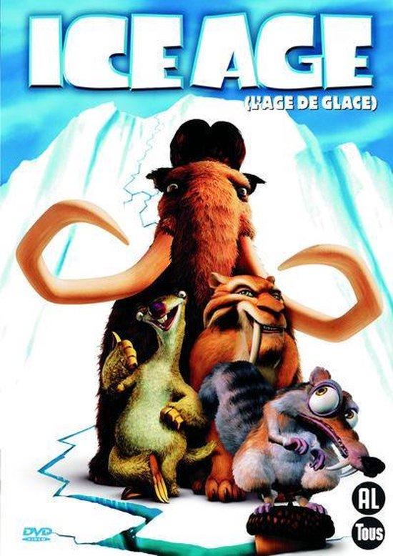 Cover van de film 'Ice Age'