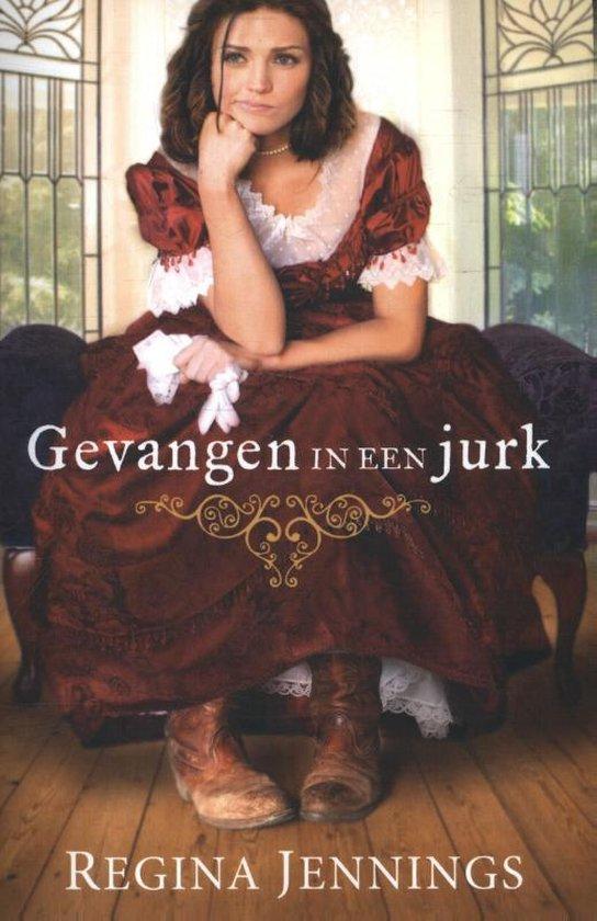 Gevangen in een jurk - Regina Jennings |