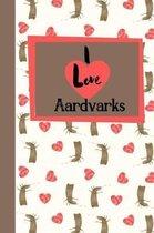 I Love Aardvarks